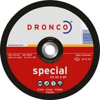 Шлифовальный диск по камню CS30S 3126660