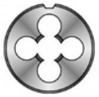 Плашка HSSE  М 8 шаг 1,25 мм. D20 мм Bucovice 290080