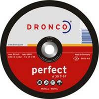 Шлифовальный диск по металлу Perfect A30T 3126040