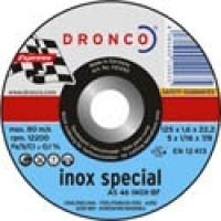 Отрезной диск по нержавейке Special Inox AS46 1121250