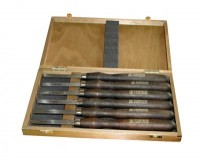 Набор токарных резцов Narex 859503