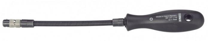 Отвертка для бит удлиненная с гибким валом Narex 832300