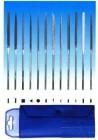 Набор из 12-ти надфилей в виниловом футляре 286213921420