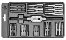 Набор резьбонарезной в пластиковой коробке MINI-2 Bucovice 310127