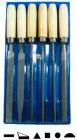 Набор из 6-ти напильников для изготовления ключей 286202921025