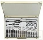 Набор резьбонарезной в деревянной коробке G 1-II Bucovice 312100